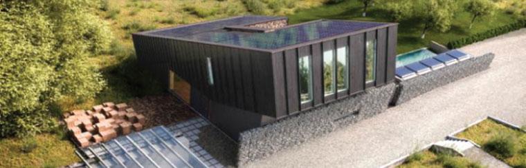 Casa piloto ZEB (Zero Emission Building)